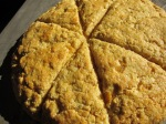 Sweet Corn Scones