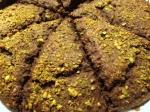 Double Chocolate Pistachio Scones